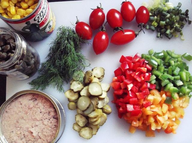 Ζυμαρικά με Τόνο Συνταγές