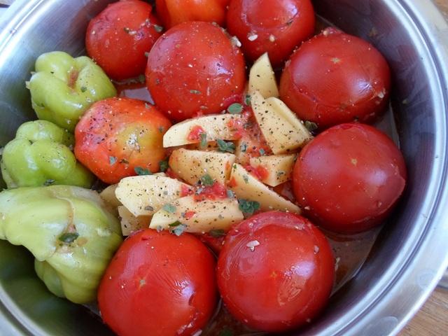Γεμιστά Κατσαρόλας Συνταγές