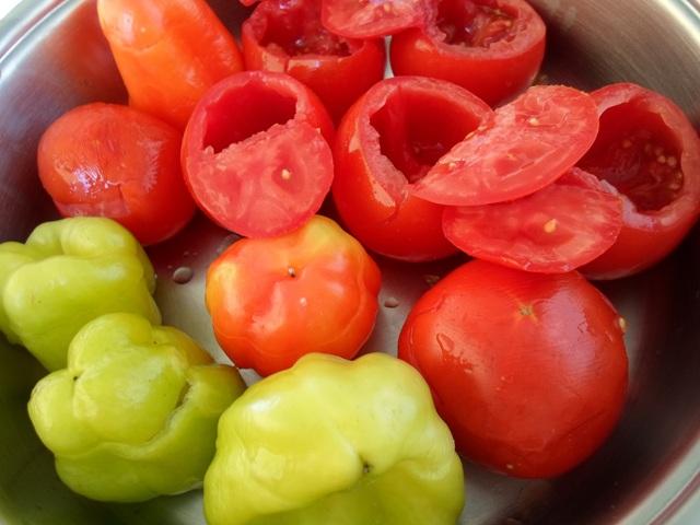 Γεμιστά Κατσαρόλας Συνταγή