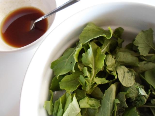 Συνταγές για σαλάτα με ροκα