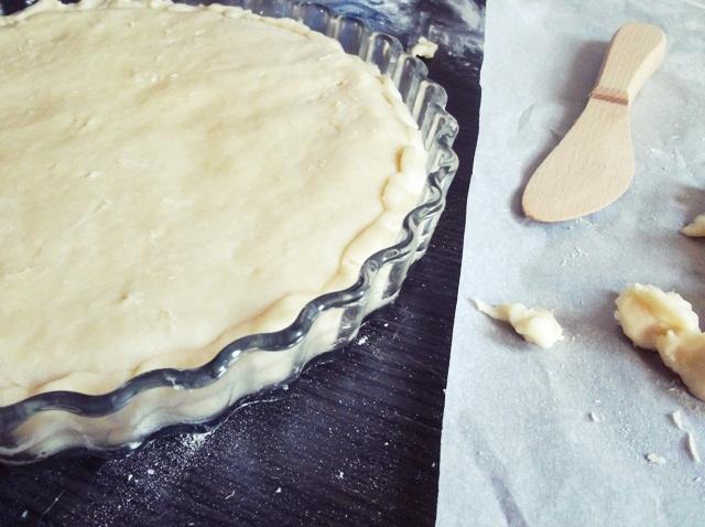 Ταρτα τυριού Συνταγή