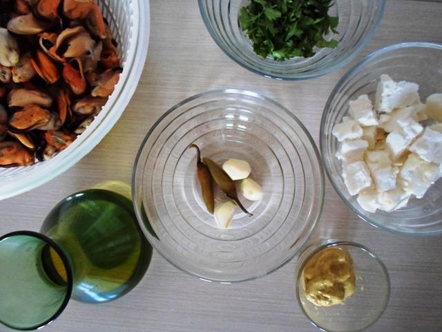 Συνταγές για Μύδια