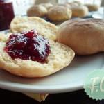 Αγγλικά Μάφινς - English Muffins