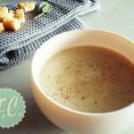 Πατατόσουπα με Γλυκοπατάτες και Φασκόμηλο