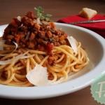 Σπαγγέτι με Σάλτσα Μπολονέζ - Bolognese