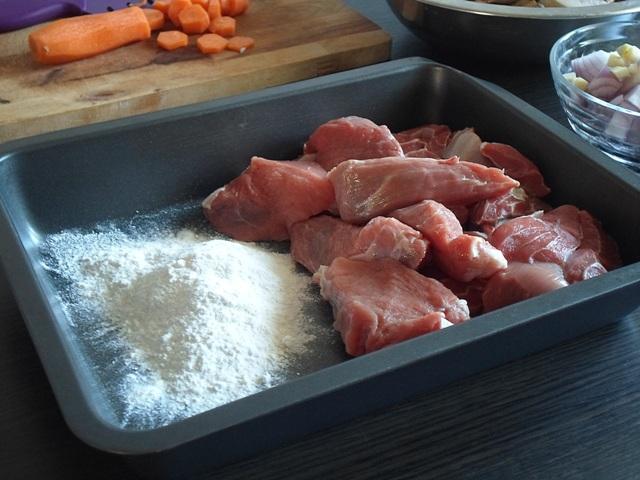 Συνταγές για Κοκκινιστό