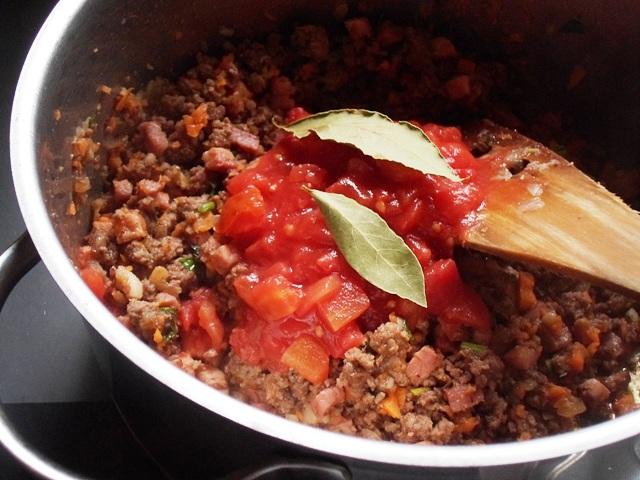 Συνταγή Μπολονέζ - Bolognese