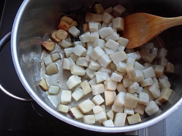 Συνταγή για Πατατόσουπα