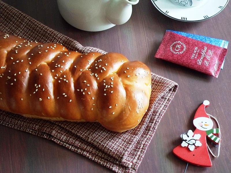 Χριστουγεννιάτικες Συνταγές για Ψωμί