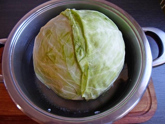 Λαχανοντολμάδες Συνταγές