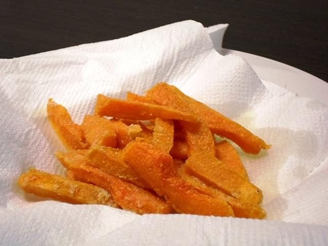 Συνταγή με Πορτοκαλί Κολοκύθα