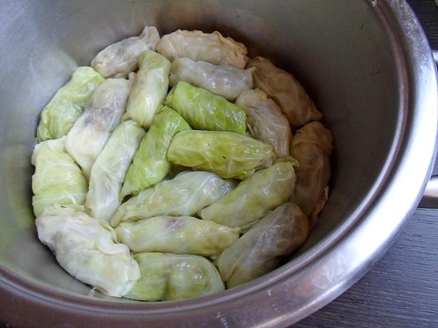 Συνταγες για Λαχανοντολμάδες
