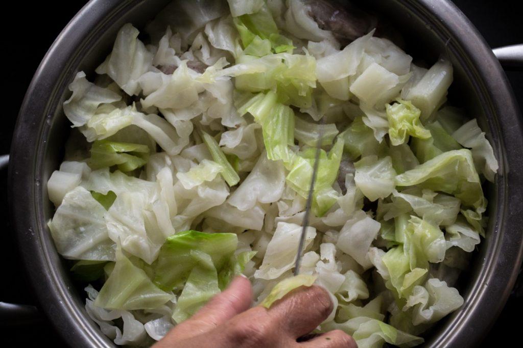 Φαγητά με λάχανο λευκό