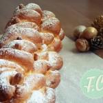 Vanocka, Τσέχικο Χριστουγεννιάτικο Ψωμί