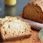 Ψωμί με Μπίρα και Σιναπόσπορο