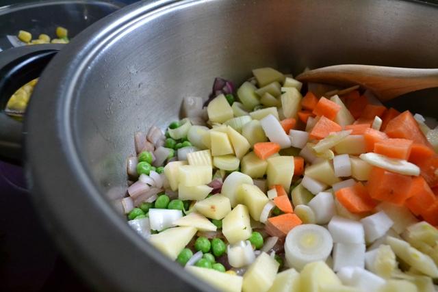 Σούπα Λαχανικων Συνταγές