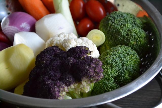 Συνταγές για Σούπα Λαχανικών