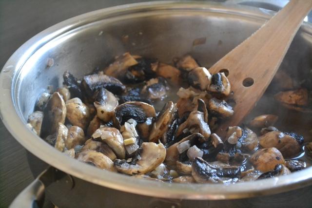 Συνταγες με Μανιτάρια