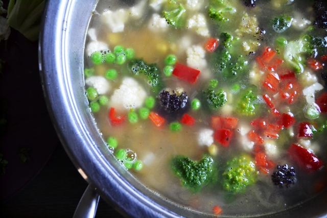 Χειμωνιάτικη Σούπα Λαχανικών Συνταγές