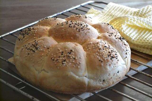 Ψωμί Μαργαρίτα Συνταγή