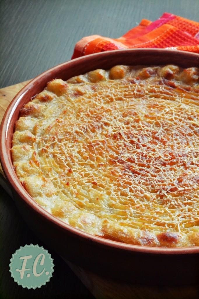 Πίτα του Βοσκού Συνταγή