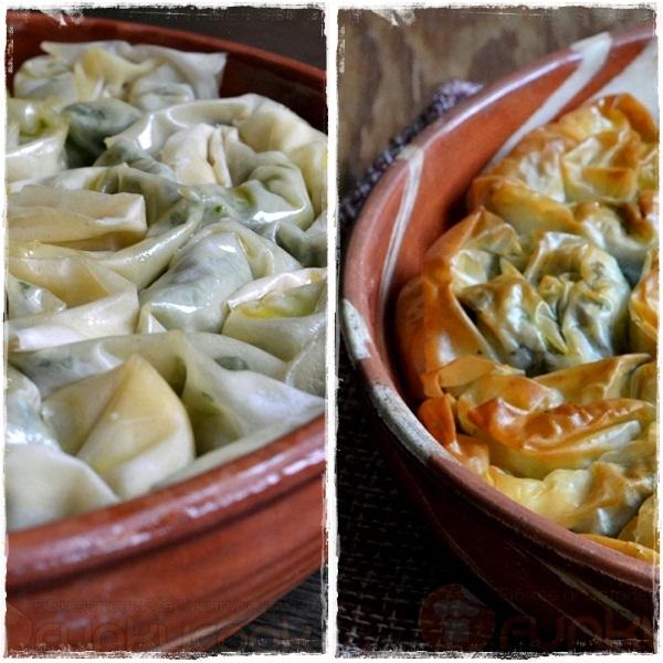 Συνταγές με Τσουκνίδα