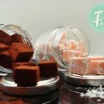 Φάτζ Λευκή Σοκολάτα και Πορτοκάλι - Fudge White Chocolate and Orange (3)