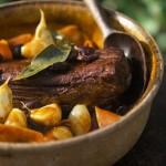 Beef fillet proven?al Daube, Vaucluse
