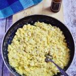 Αυγά με Τυρί