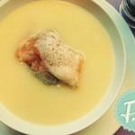 Κοτόσουπα με Σάλτσα Αυγολέμονο