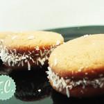 Μπισκότα Αlfajores