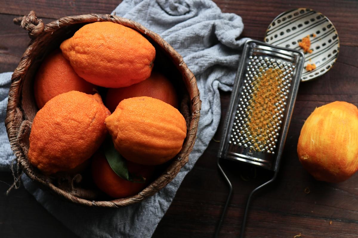 Συνταγή για Γλυκό του Κουταλιού Περγαμόντο