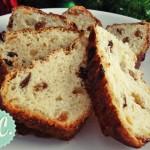 Pandolce Genovese, Χριστουγεννιάτικο Ιταλικό Ψωμί