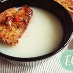 Τραχανάς με Τυρί Κρέμα Φιλαδέλφεια