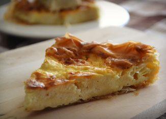 Τυρόπιτα, η Πατσαβουρόπιτα - Funky Cook