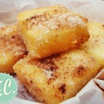 Φιτούρα ή Φριτούρα Παραδοσιακό Γλυκό της Ζακύνθου
