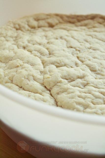 Κριθαρένιο Ψωμί Συνταγή