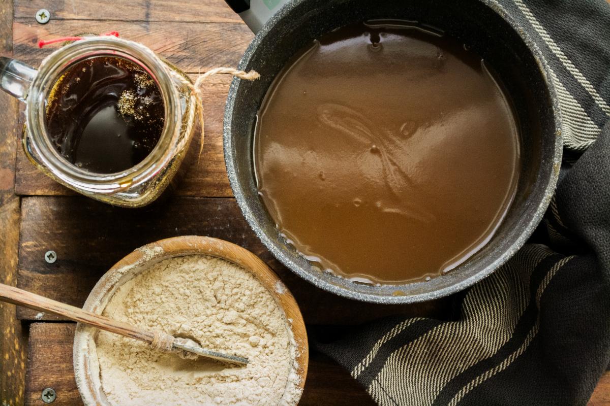 Παραδοσιακή Μουσταλευριά Συνταγή