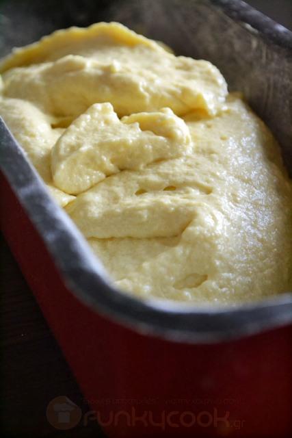 Συνταγή για κεικ με λεμόνι