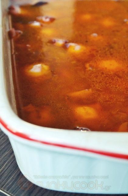 συνταγές για γιουβέτσι