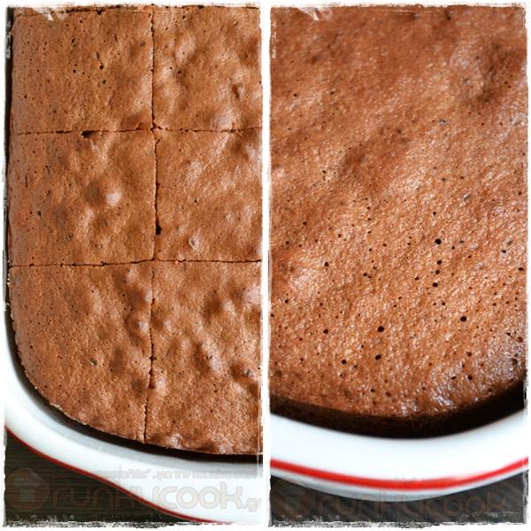Κέικ Σοκολάτας Βραστό Συνταγή