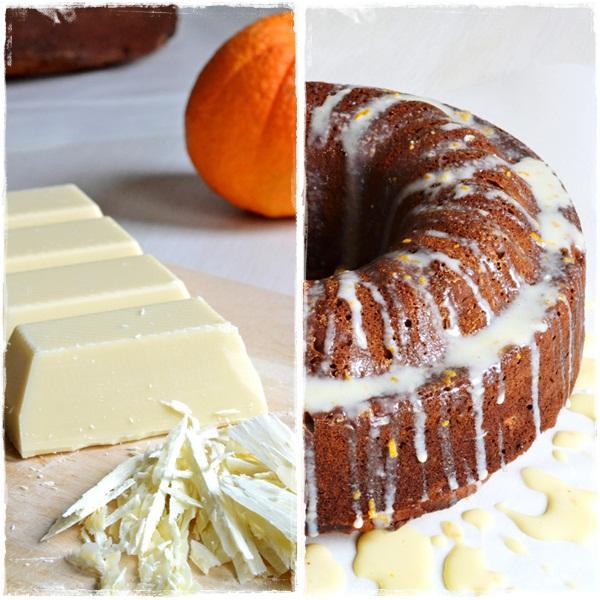 Κέικ με Λευκή Σοκολατα Συνταγή