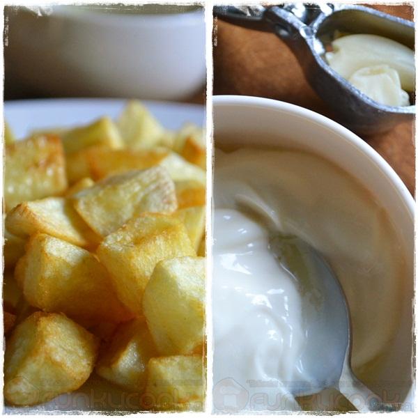 Συνταγές Πατατες Μπραβας
