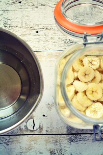 Συνταγές για Λικέρ Μπανάνα