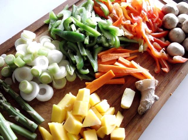 Συνταγές για stir fry