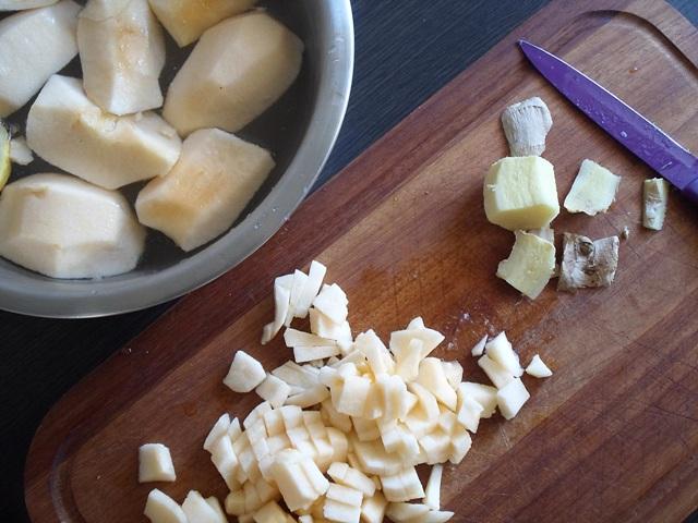Συνταγή για Μαρμελάδες Μήλο