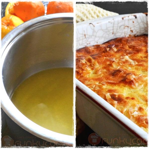 Συνταγή για Πορτοκαλόπιτα