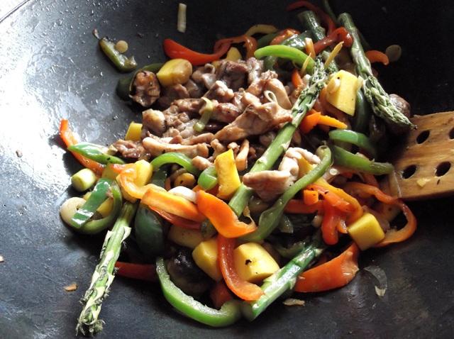 Stir Fry συνταγές