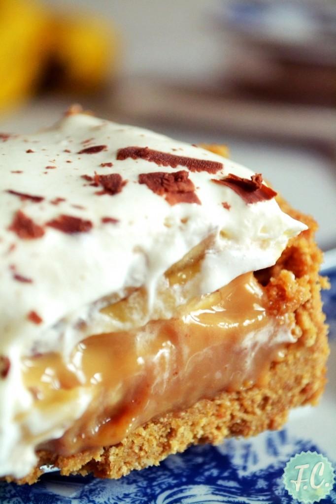 Banoffee pie Συνταγή
