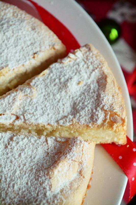 Εύκολο και αφράτο κέικ χωρίς βούτυρο